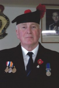 Eddy Ross, Armistice Day 2015