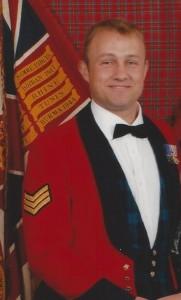 Sgt Michael Ross